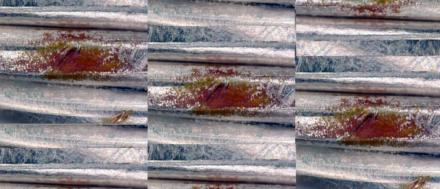 Corrosion contamination