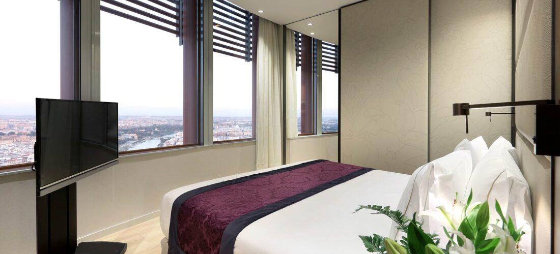 Torre Sevilla Hotel Room- ACCEDE Workshop