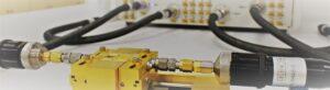 Microwave solderless