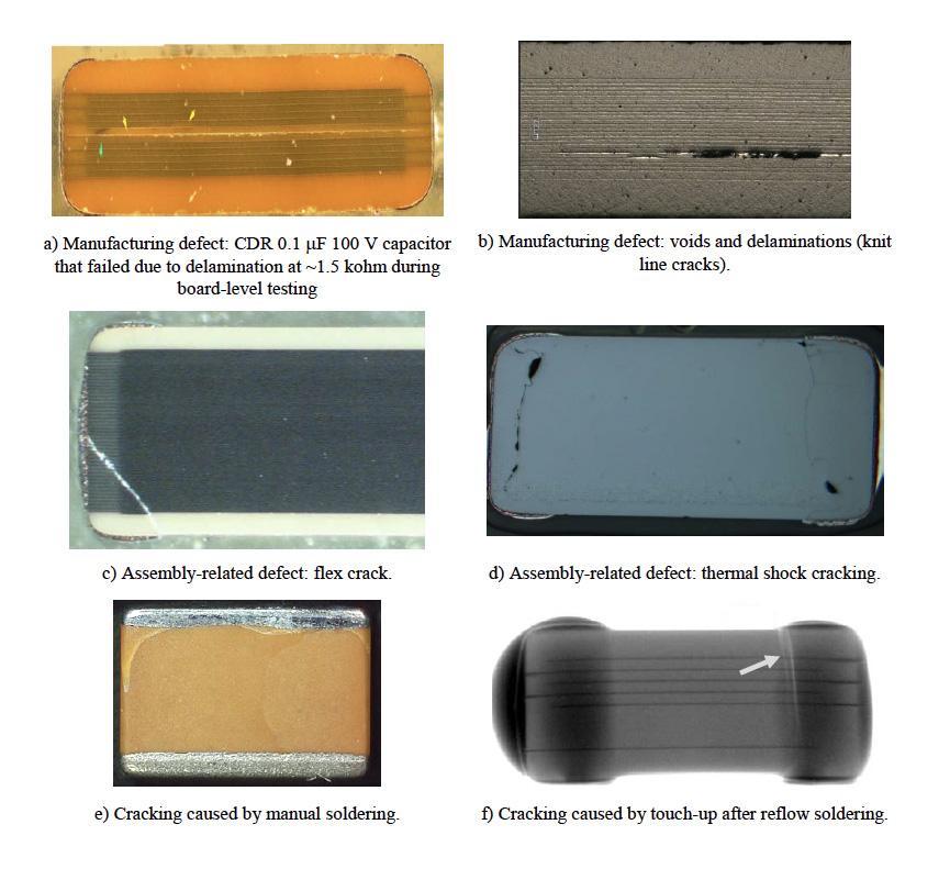 types-of-MLCC-cracks