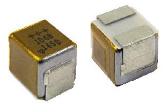 Vishay T22 wet tantalum