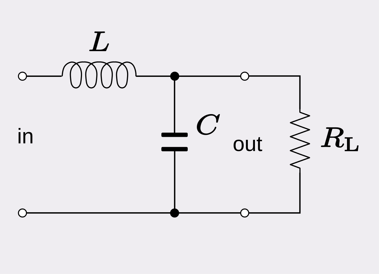 Analyze Of 3 Order Passive Rlc Low Pass Filter Wiring Diagram