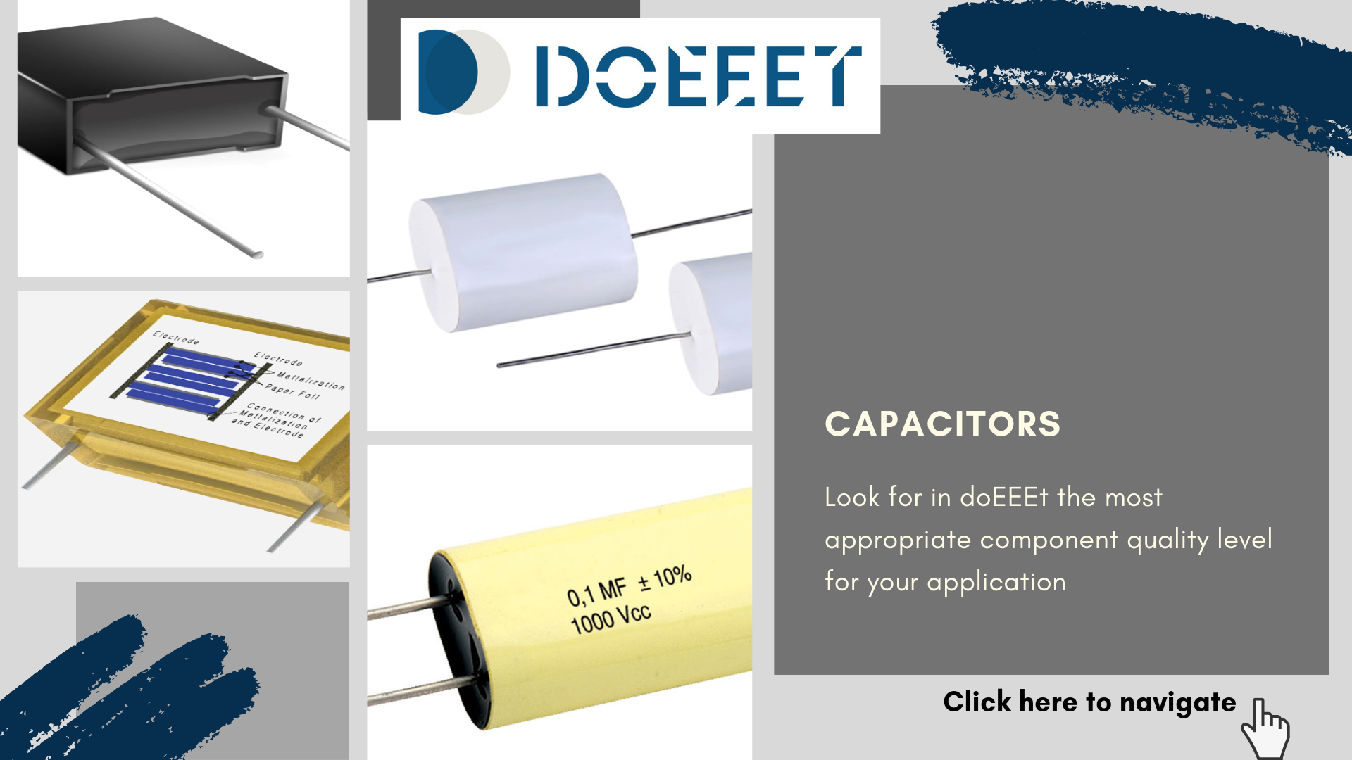 The top ten Capacitors for automative applications | doEEEt com