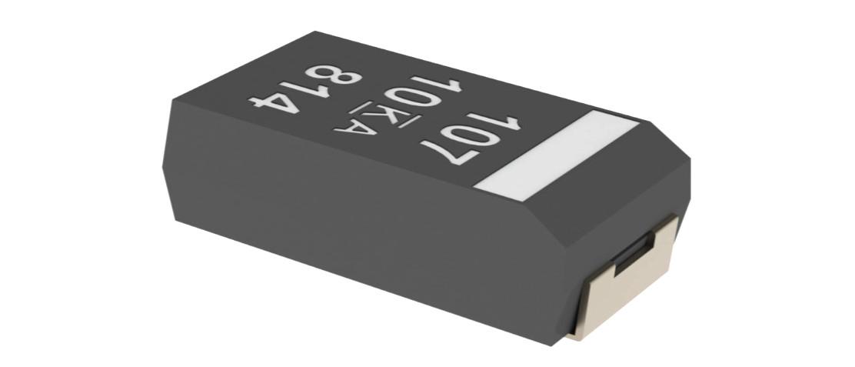 KEMET T-598 Tantalum Polymer Capacitors