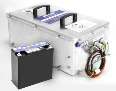 Maxwell Technologies' ultracapacitor retrofit modules replace existing batteries for reliable and fail-safe pitch system performance