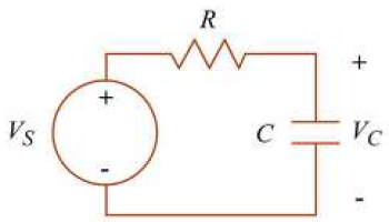 Radiation biased circuit.