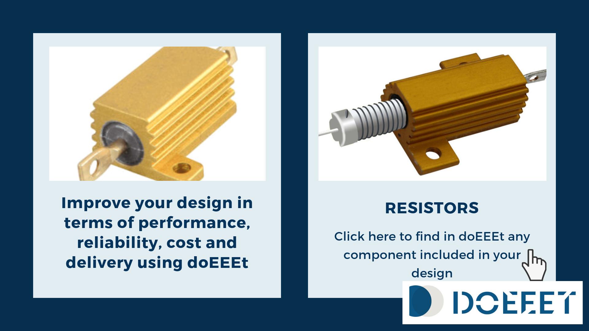 Banner resistors