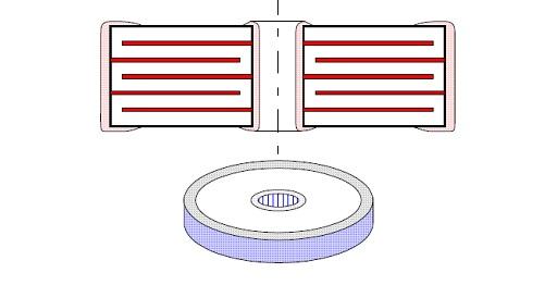 electrostatic capacitor