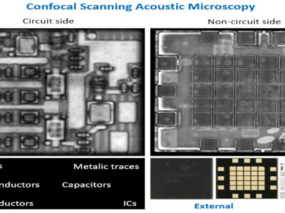 Confocal Scanning Acoustic Microscopy.