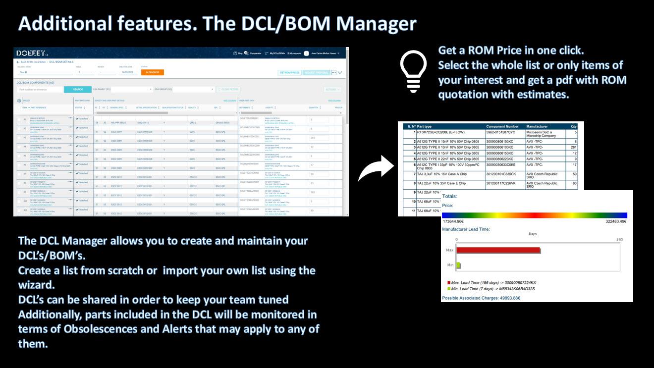 DCL-BOM Manager doEEEt 2.0