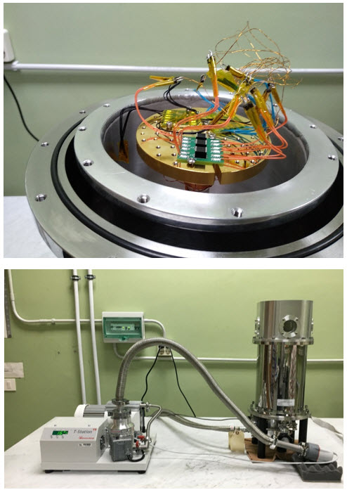 Helium Cryostat