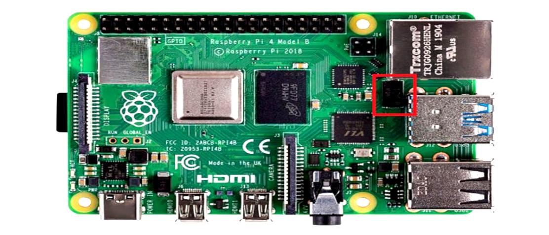 New Raspberry Pi Microcomputer