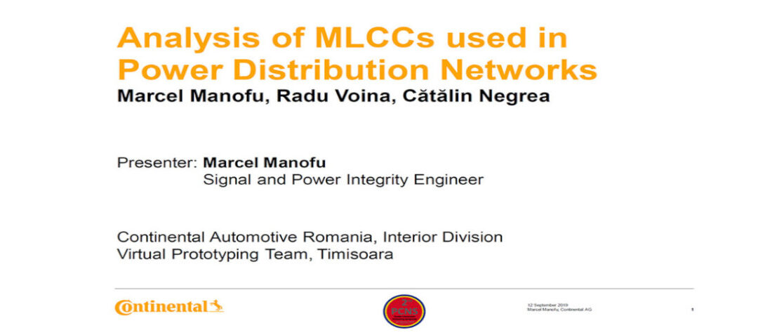 Analysis Of Multi-Layer Ceramic Capacitors