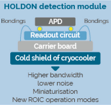 HOLDON Detection