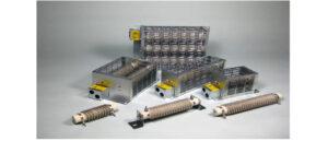 Power resistors in renewables