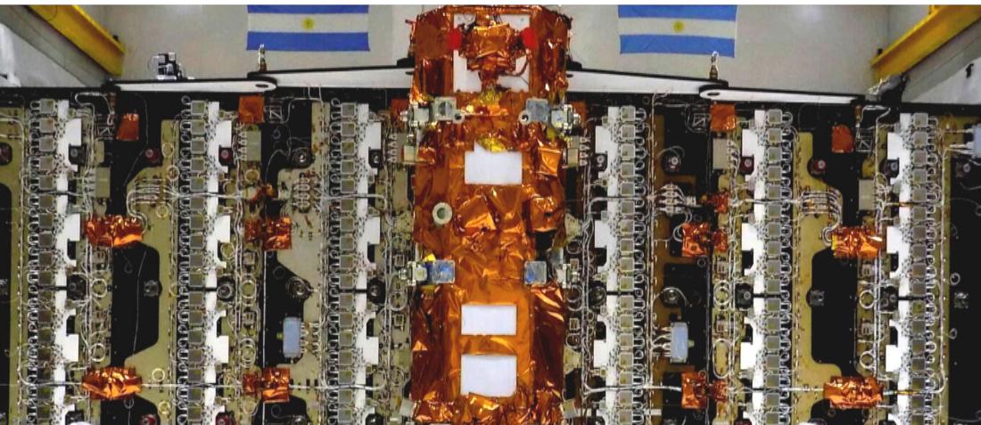 Satellite SAOCOM 1A