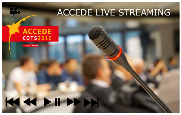 ACCEDE live streaming