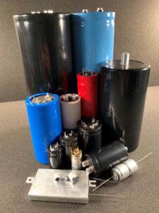 Aluminium-electrolytic-capacitor-types