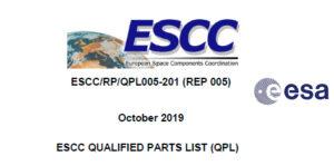 ESCC-QPL005-201-October-2019