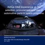 ADS experience vs the selection, procurement and use of automotive parts in space programs