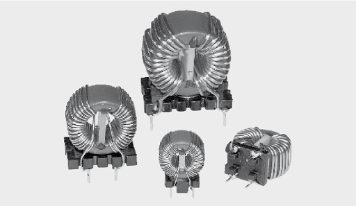 Current-compensated choke for mains applications – advanced design