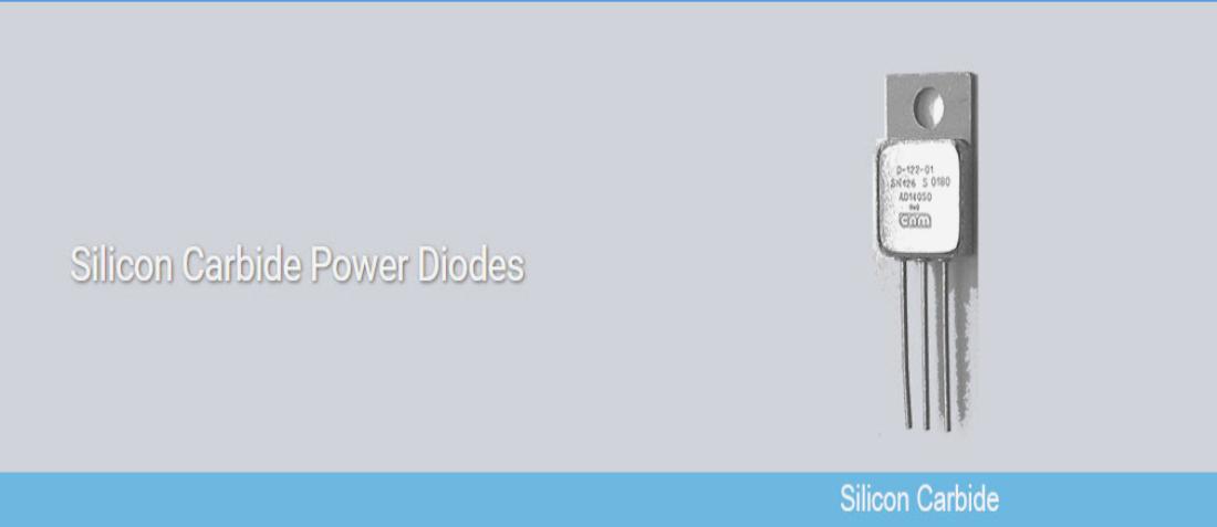 Silicon Carbide Power Diodes