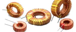 Toroidal Power Inductors