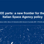 COTS EEE parts: a new frontier for the coming Italian Space Agency Space policy