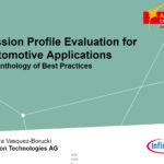 Mission Profile Evaluation for Automotive Applications