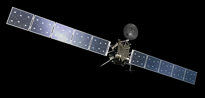 Rosseta Image by ESA-ATG medialab
