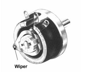 Wirewound-power-potentiometer