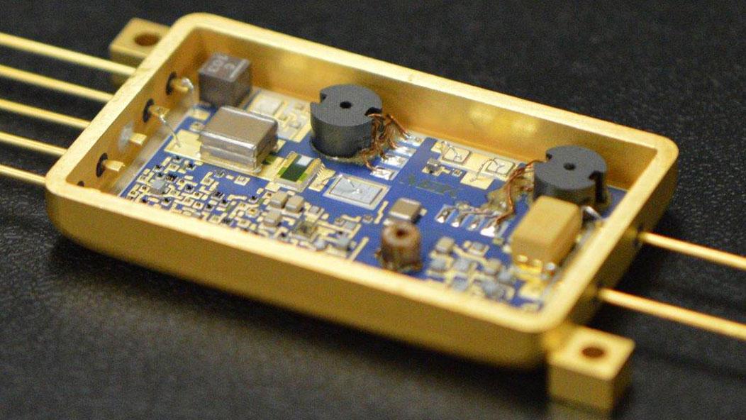 Hybrid microcircuits