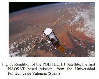 NaoSat-nanosatellite