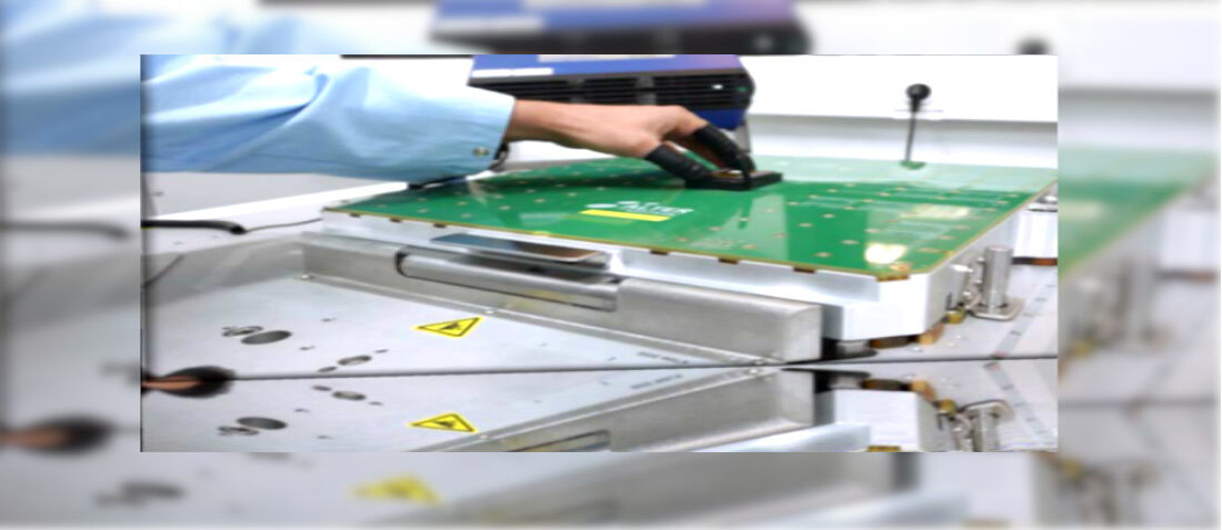 Quality Assurance and Safety at a TID Radiation test laboratory