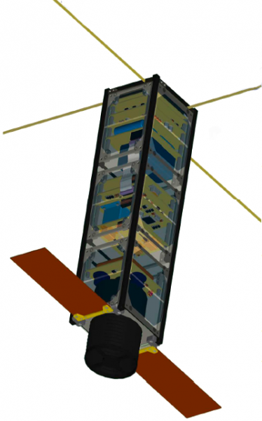 The-NaoSat-nanosatellite-platform