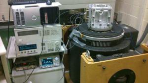 Vibration Test Setup