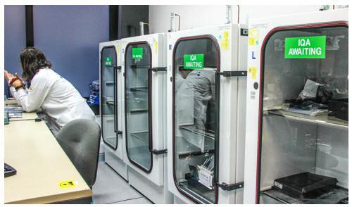 Nitrogen-Desiccator-Cabins