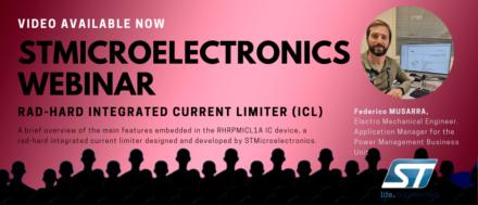 STMicroelectronics WEBINAR