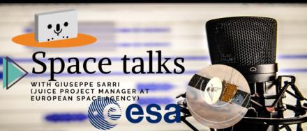 Space talks – JUICE