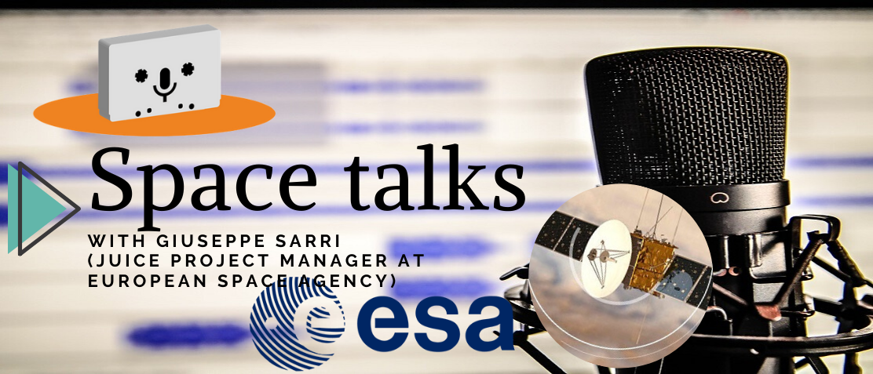 Space talks - JUICE
