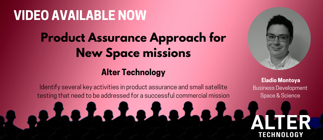 NEW SPACE PRODUCT Webinar
