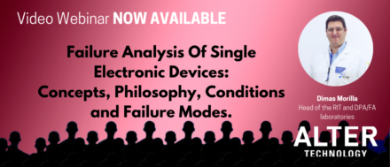 Failure Analysis Of Single Electronic Devices Webinar