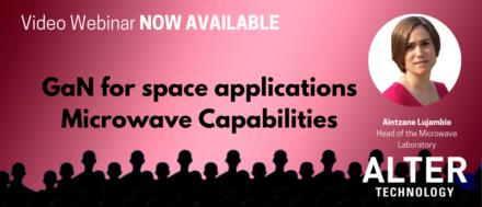 GaN for space applications (1)