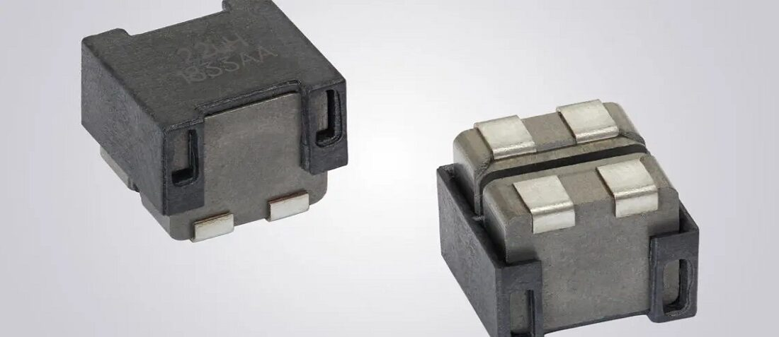 Vishay Introduces Low Profile Automotive Dual Inductor