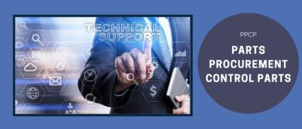 What is a Parts Procurement Control Parts (PPCP)_