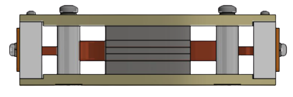 planar inductor for Electrical Propulsion