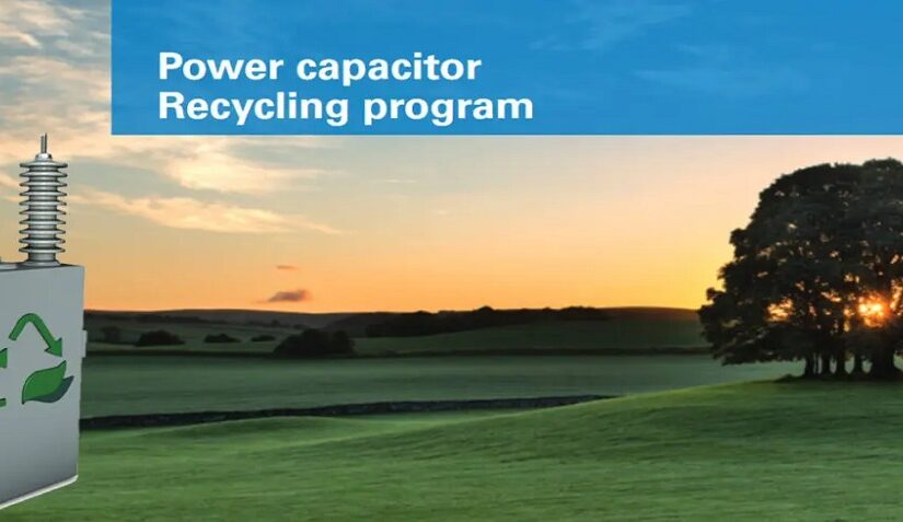 Eaton Launches Power Capacitor Recycling Program