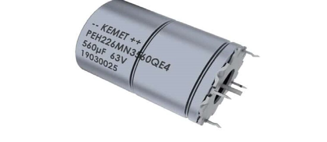DC-DC Output Smoothing Using Ultra-High CV Aluminum Electrolytic Capacitors