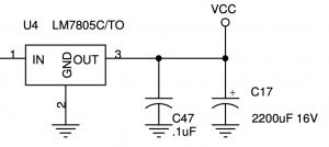 "Figure 8: Example of LDO output smoothing (""PLDuino"")"