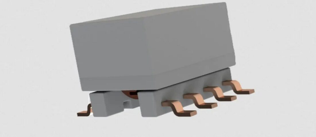 Launches Compact, Low Loss NiZn Transformer Family for Power Line Communication.